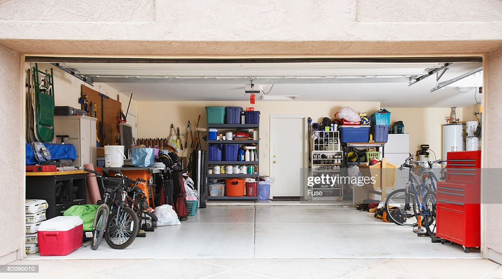 tips on how to clean your garage